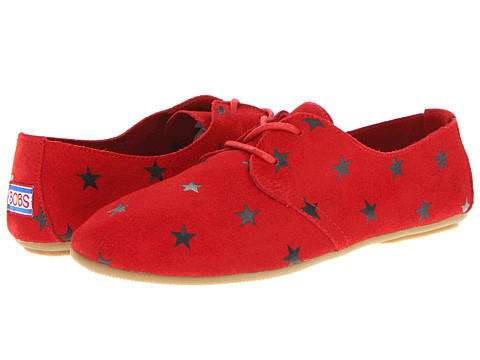 Skechers Bobs Earth Day Womens Canvas Shoes - Skechers from Charles Clinkard UK