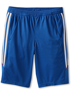 SALE! $14.99 - Save $17 on adidas Kids Boy`s Response Bermuda (Little Kids Big Kids) (Blue Beauty White) Apparel - 53.16% OFF $32.00