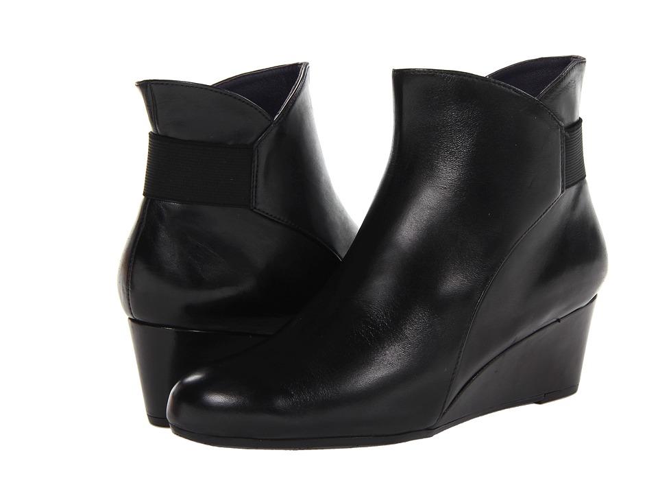 Vaneli - Lana (Black Nappa Leather) Women's Shoes