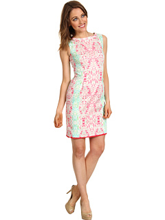 SALE! $164.99 - Save $133 on Elie Tahari Holly Dress (Painted Lady) Apparel - 44.63% OFF $298.00