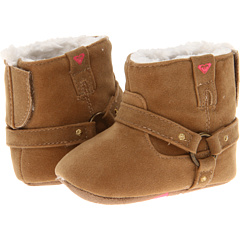 SALE! $11.99 - Save $10 on Roxy Kids Cowgirl (Infant) (Tan) Footwear - 45.50% OFF $22.00