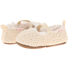 SALE! $11.99 - Save $10 on Roxy Kids Hot Cocoa II (Infant) (Cream) Footwear - 45.50% OFF $22.00
