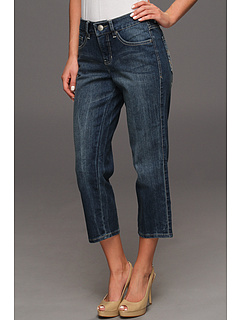 SALE! $19.75 - Save $59 on Jag Jeans Canyon Crop in Porpoise (Porpoise) Apparel - 75.00% OFF $79.00