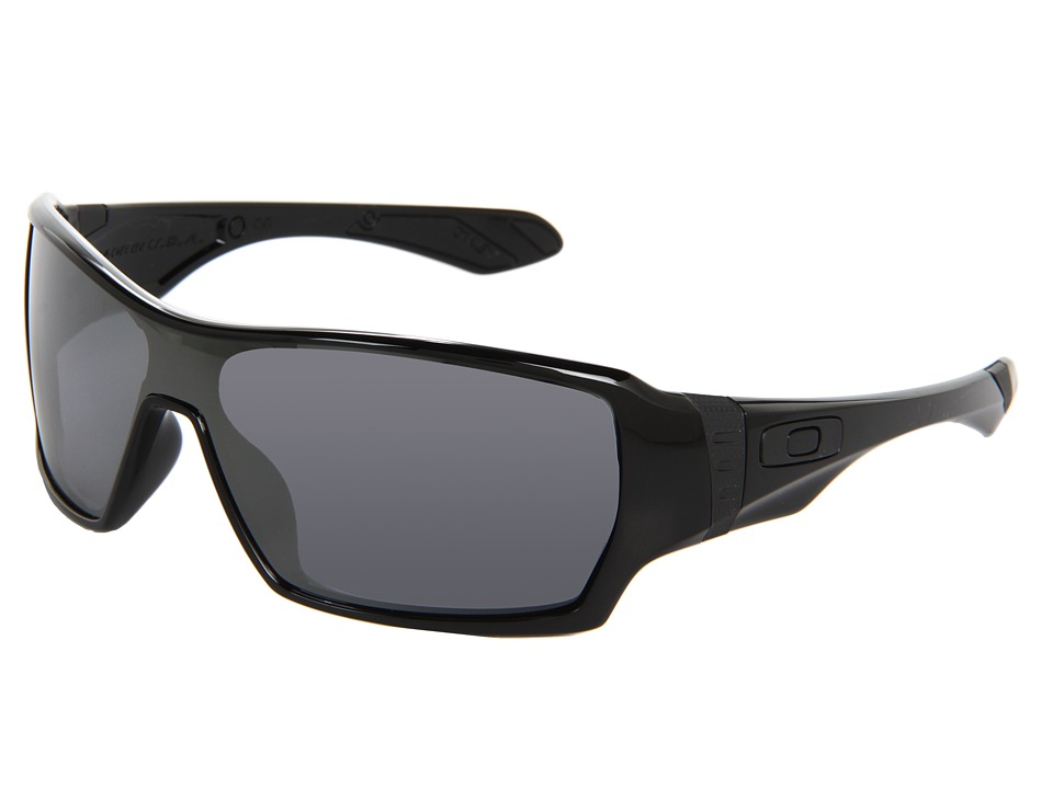 Oakley - Offshoot (Polished Black/Black Iridium) Sport Sunglasses