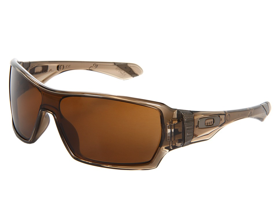 Oakley - Offshoot (Brown Smoke/Dark Bronze) Sport Sunglasses