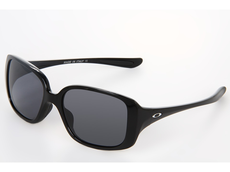 Oakley - Little Black Dress (Polished Black/Grey) Sport Sunglasses