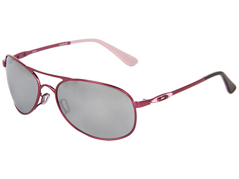 Oakley - Given (Hibiscus/Chrome Iridium) Sport Sunglasses