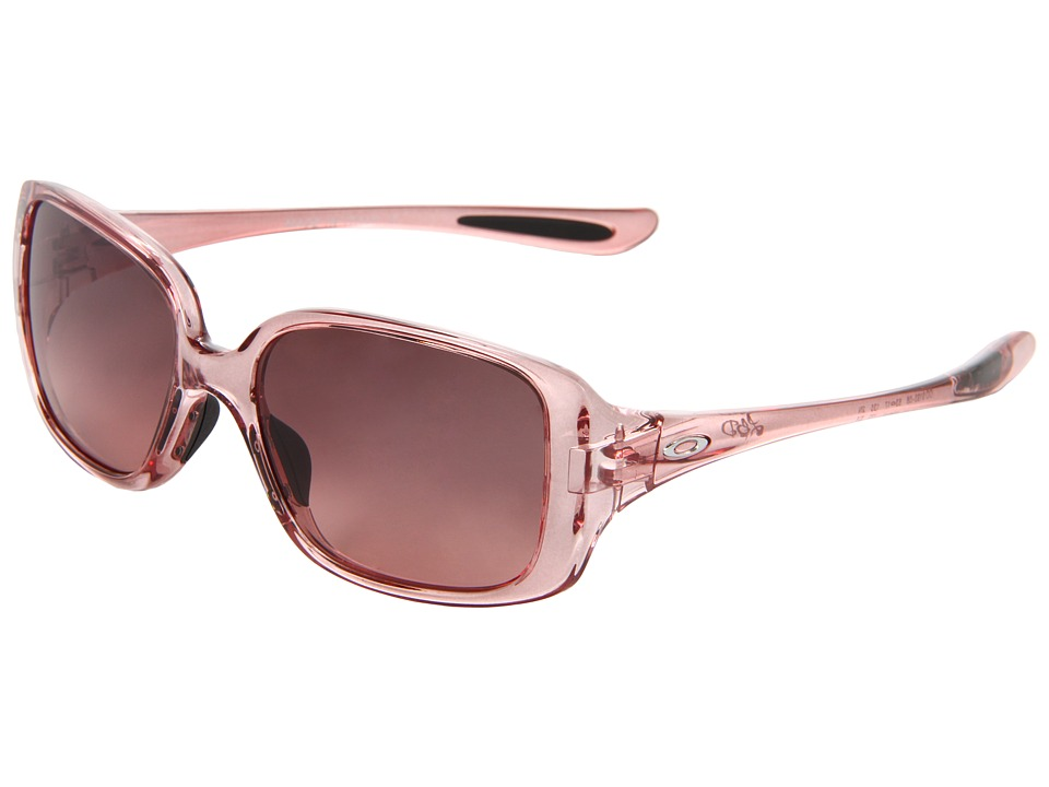 Oakley - Little Black Dress (Rose Quartz/G40 Blk Gradient) Sport Sunglasses