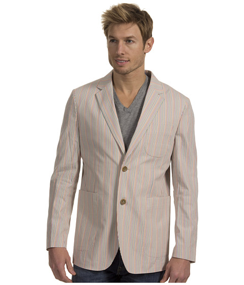 Scott James - Rocco Blazer (Multi Stripe) Men's Jacket
