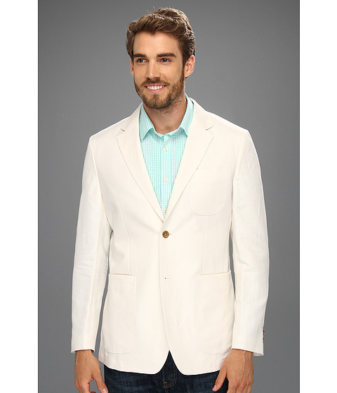 Scott James - Rolland Blazer (White) Men's Jacket