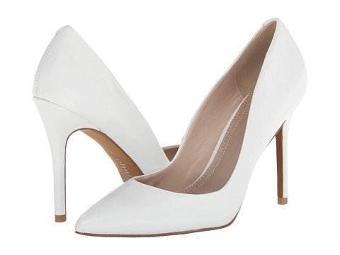 Charles by Charles David - Pact (White Leather) High Heels