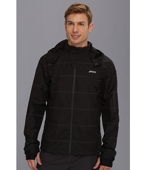 ASICS - Storm Shelter Jacket (Black) Men's Jacket