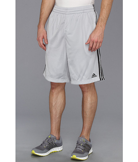 adidas - Triple Up 2.0 Short (Light Onix/Black) Men's Shorts