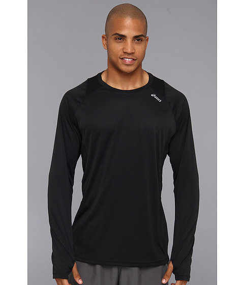 ASICS - Favorite L/S Top (Black) Men