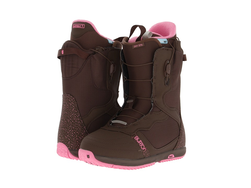 Burton - Day Spa (Brown/Pink) Women's Snow Shoes