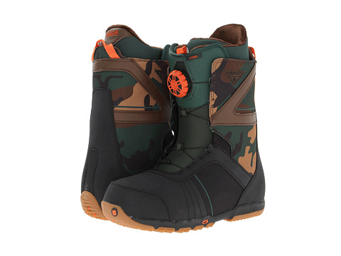 Burton - Tyro (Khaki/Black/Camo) Men's Snow Shoes