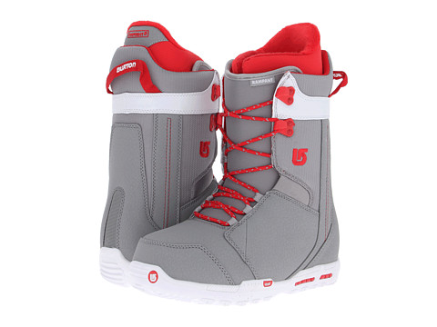 Burton - Rampant (Gray/Red) Men