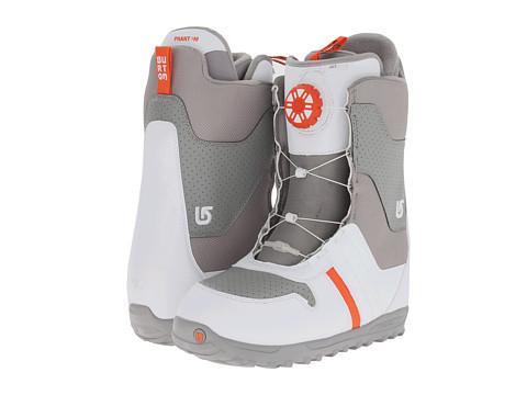 Burton - Jet (Gray/Orange) Men's Snow Shoes
