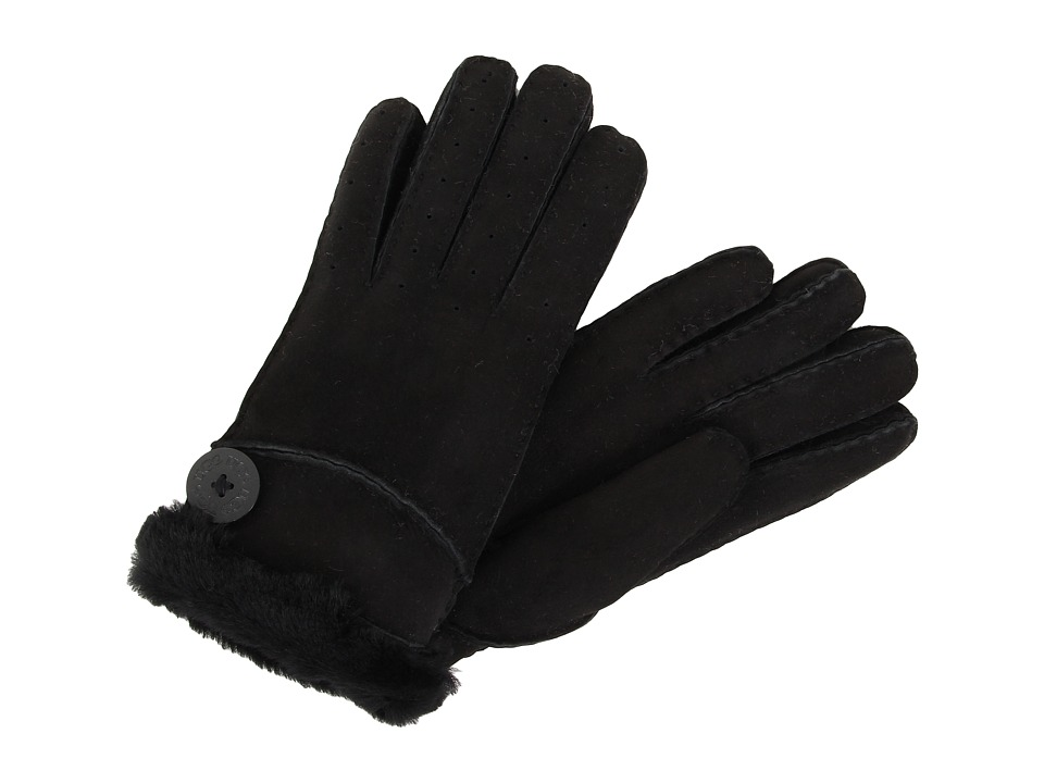 UGG - New Bailey Glove (Black) Dress Gloves