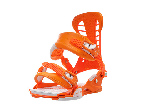 Union - Atlas (Hazard Orange) Snowboards Sports Equipment