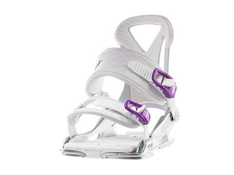 Union - Women's Rosa (Silver) Snowboards Sports Equipment