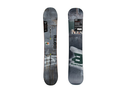 Burton - Blunt (Multi-157) Snowboards Sports Equipment