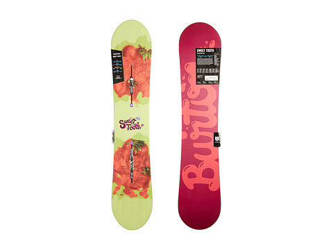 Burton - Sweet Tooth (Multi-141) Snowboards Sports Equipment