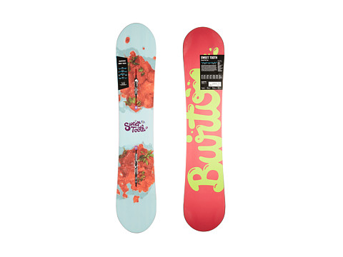 Burton - Sweet Tooth (Multi-145) Snowboards Sports Equipment