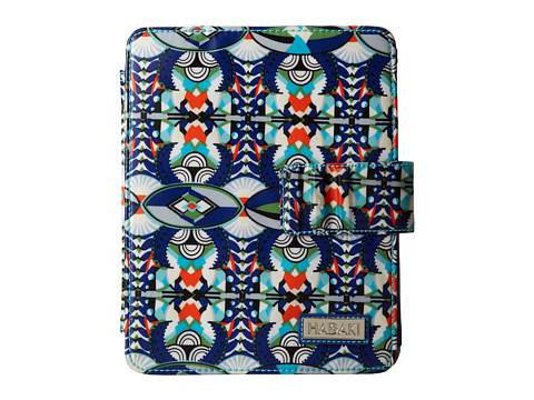 Hadaki - Mardi Gras - Coated Tablet Wrap (Mardi Gras) Wallet