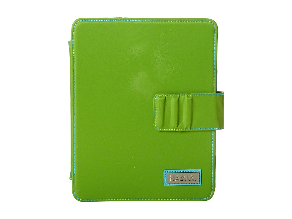 Hadaki - Mardi Gras Solids - Nylon Tablet Wrap (Apple/Aqua) Wallet