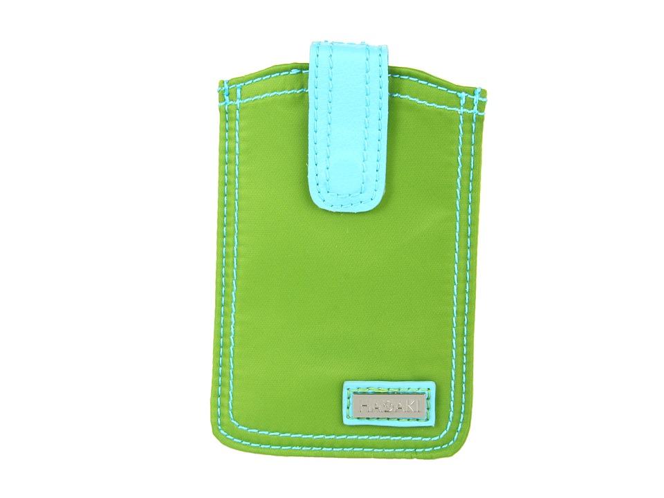 Hadaki - Mardi Gras Solids - Phone Pod (Apple/Aqua) Wallet