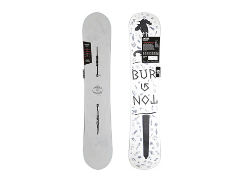 Burton - Antler (Multi-154.5) Snowboards Sports Equipment