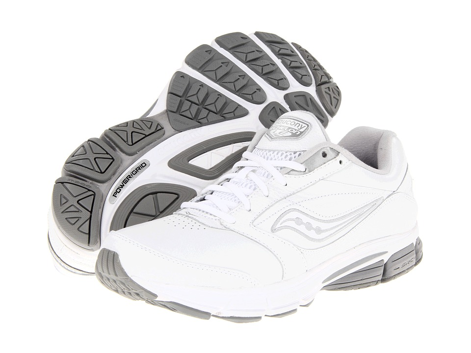 Saucony - Echelon LE2 (White) Men's Running Shoes