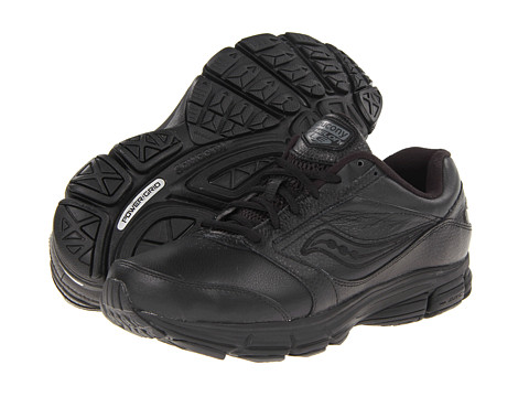 Saucony - Echelon LE2 (Black) Men's Running Shoes