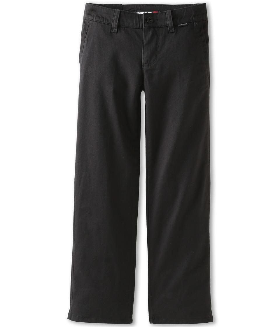 Quiksilver Kids Union Pant Boys Casual Pants (Black)