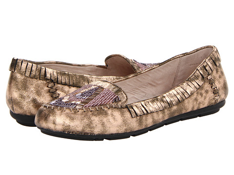 House of Harlow 1960 - Marion (Rose Gold) Women's Slip on Shoes