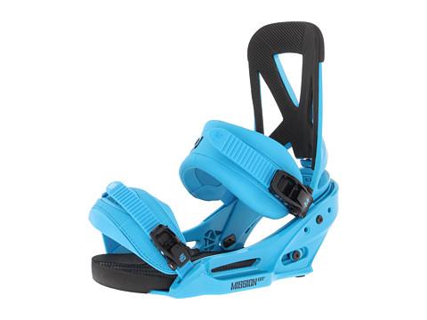 Burton - Mission EST (True Blue) Snowboards Sports Equipment