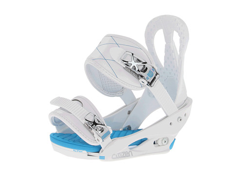 Burton - Citizen (White) Snowboards Sports Equipment