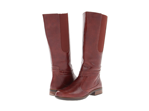 Naot Footwear - Viento (Luggage Brown Leather) Women's Boots