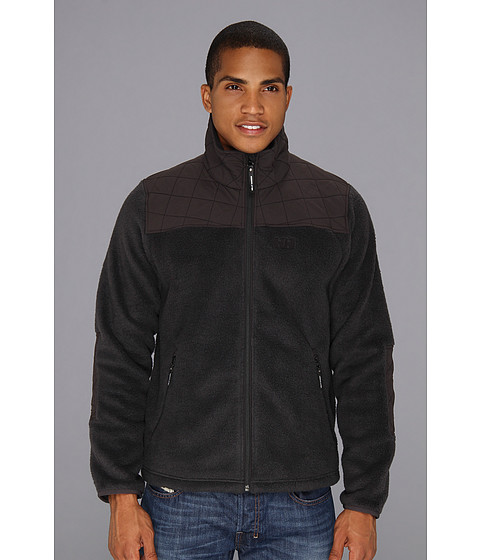 Helly Hansen - October Pile Jacket (Ebony) Boy's Jacket
