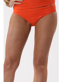 SALE! $11.99 - Save $42 on LAUREN by Ralph Lauren Heat Wave Hipster Bottom (Calypso Orange) Apparel - 77.80% OFF $54.00
