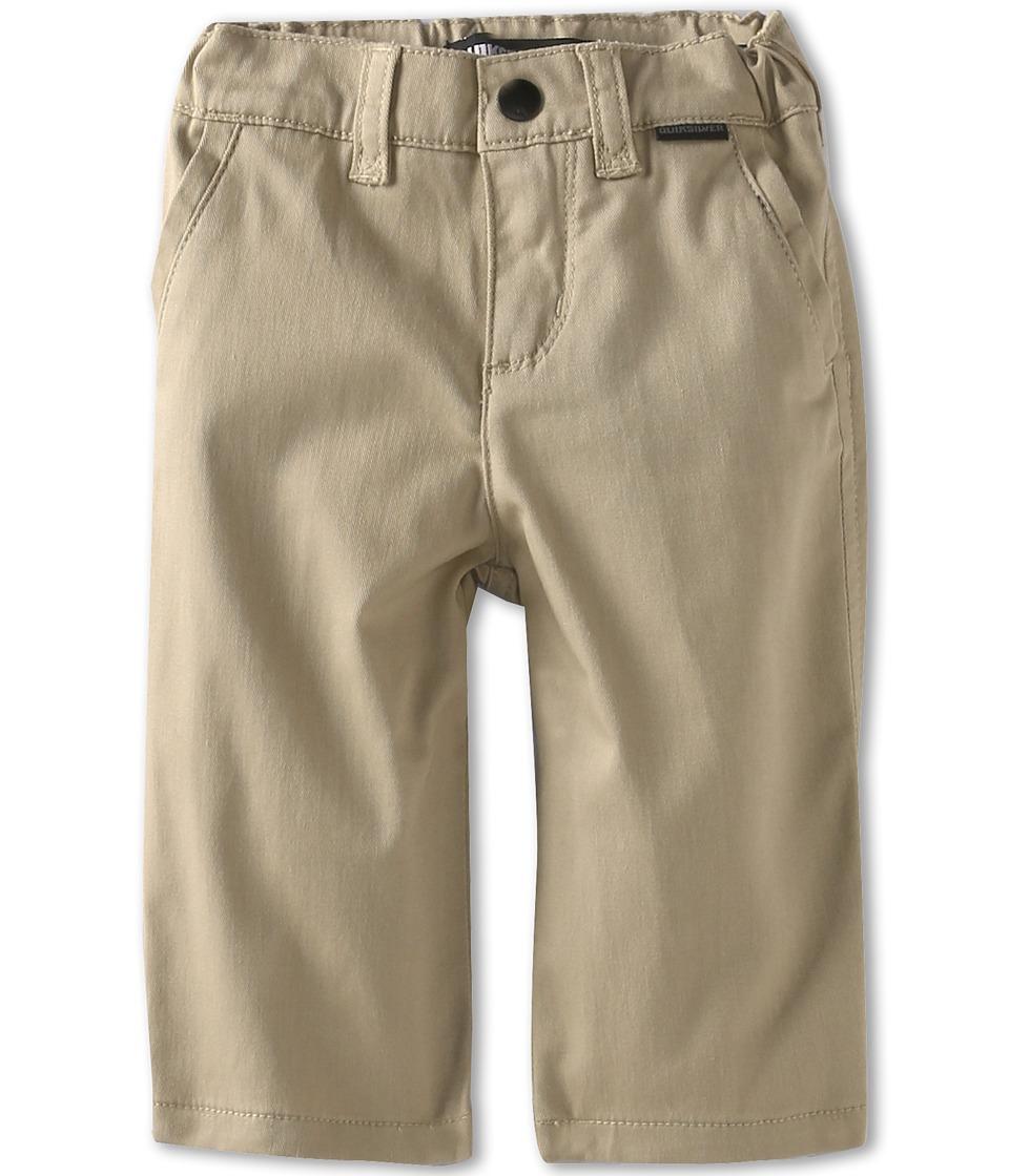 Quiksilver Kids Union Pant Boys Casual Pants (Brown)