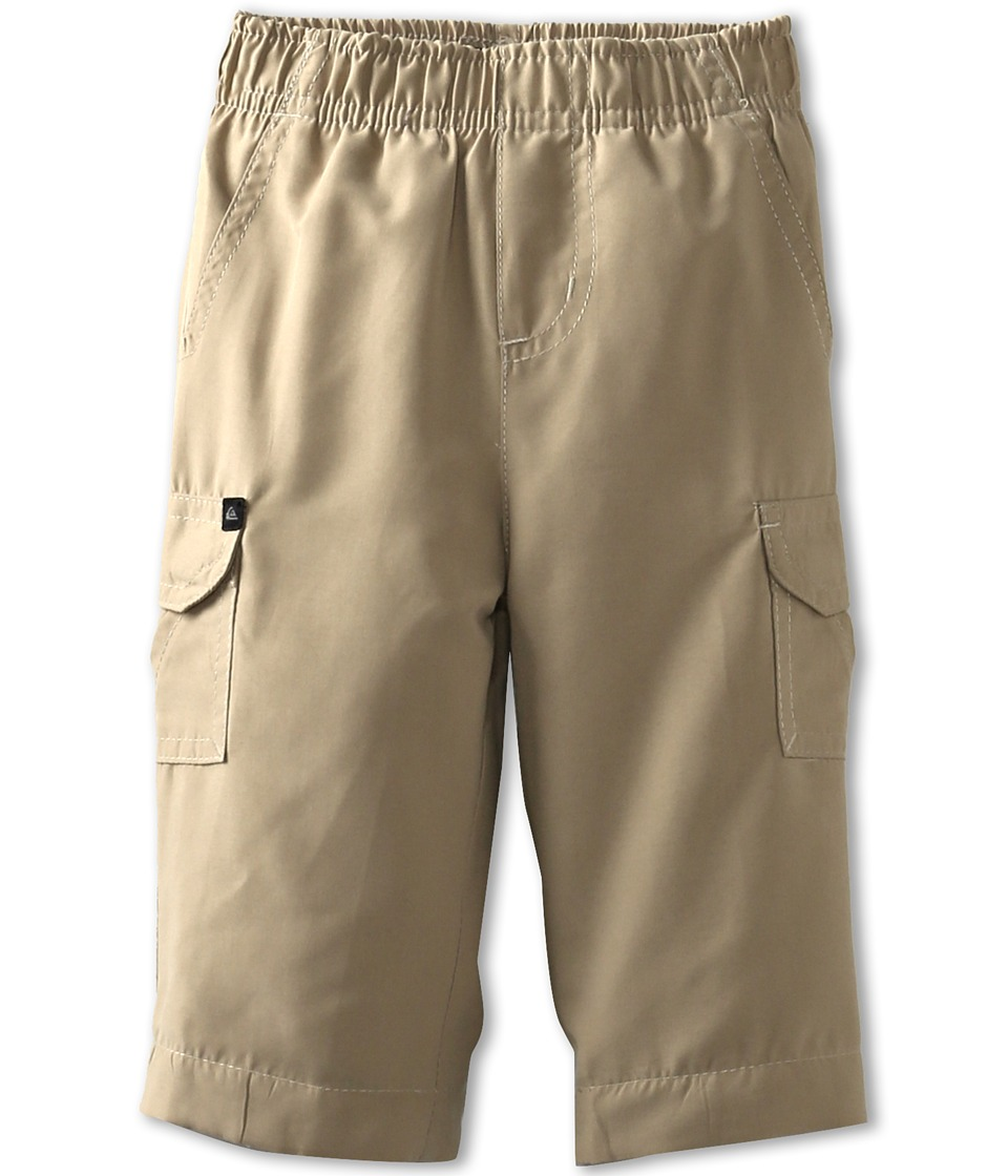 Quiksilver Kids Motionless Pant Boys Casual Pants (Brown)