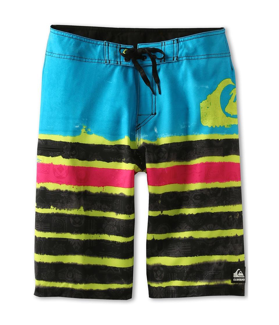 Quiksilver Kids Cypher Kelly Roam Boardshort Boys Swimwear (Multi)