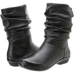 Dansko Olga (Black Nappa) Footwear