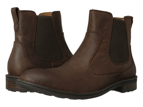 Born - Mac (Mink (Brown) Full Grain) Men's Boots