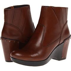 Dansko Faith (Brandy Antique Full Grain) Footwear