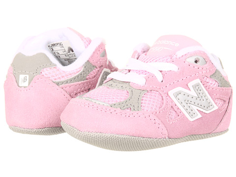 New Balance Kids - KJ990V3 (Infant) (Pink) Kids Shoes