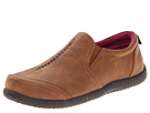VIONIC with Orthaheel Technology Zoe Casual Flat (Tan)