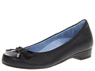 VIONIC with Orthaheel Technology Olivia Casual Flat (Black)